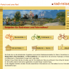 Rad-Reise-Service Screenshot Website