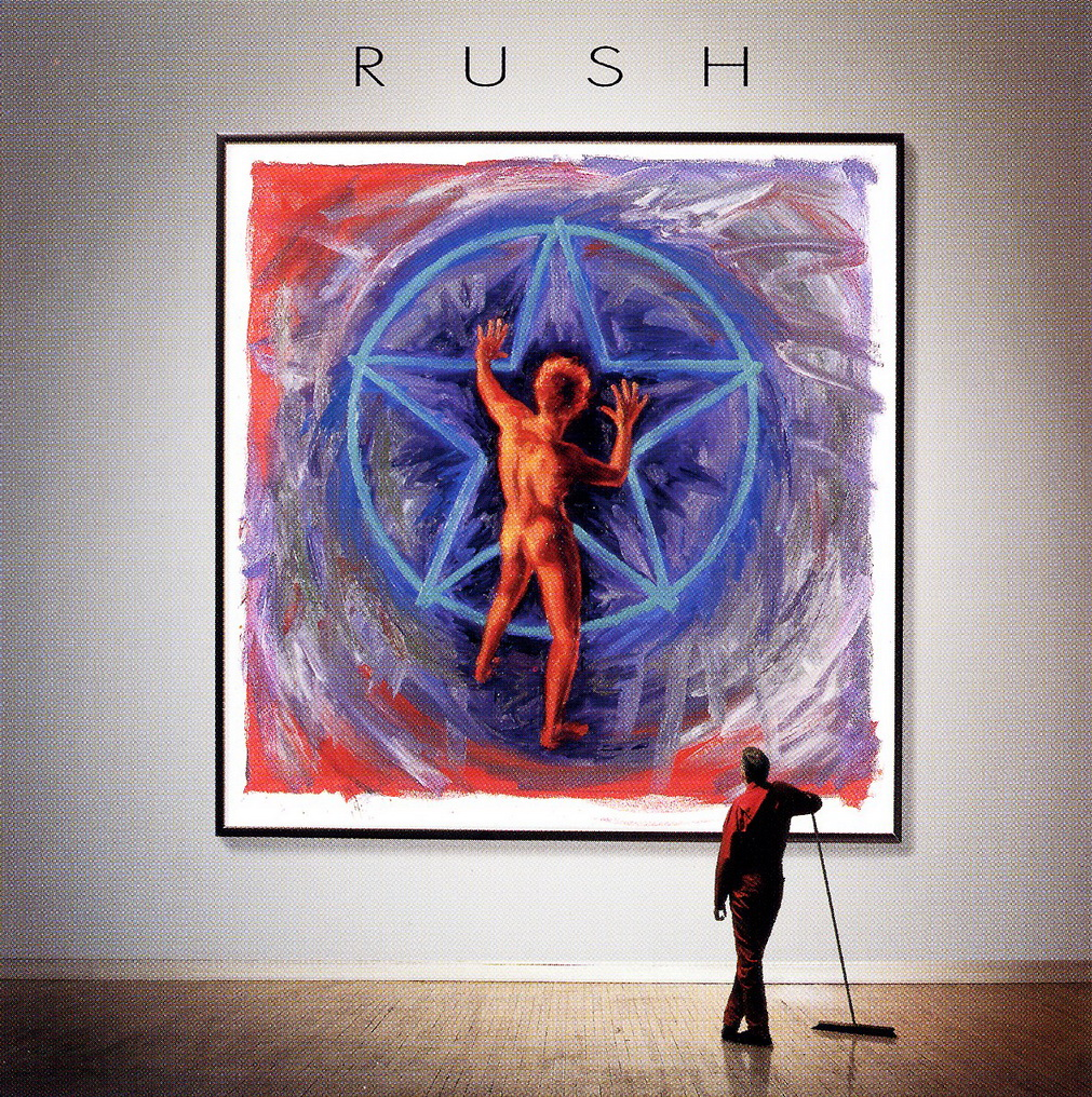 Rush Retrospectove Cover