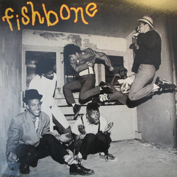 Cover Fishbone [1985]