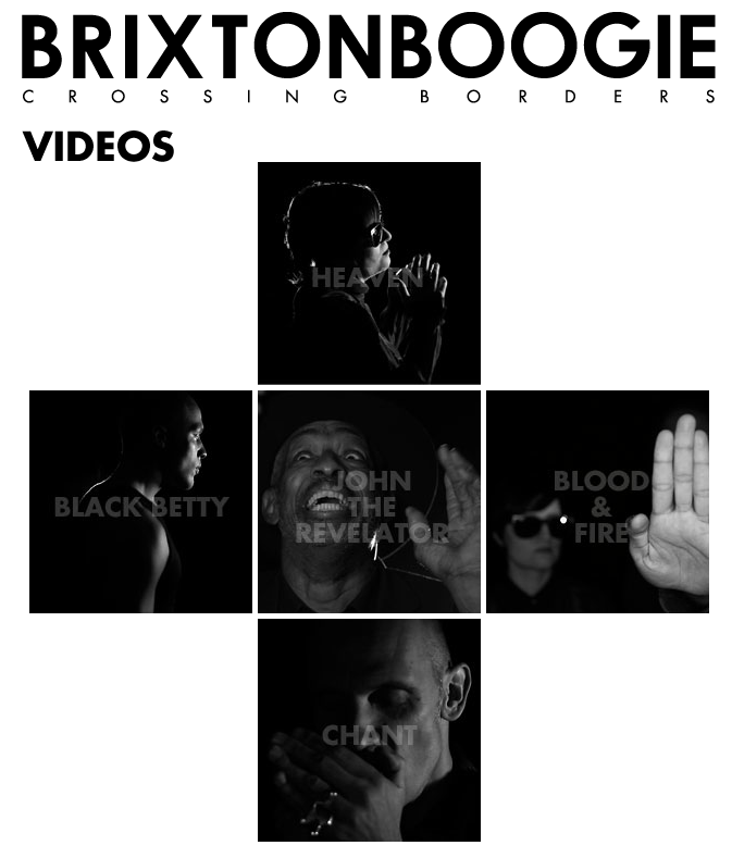 Brixtonboogie Homepage Videos