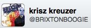 Brixtonboogie Twitter Icon