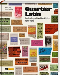 Cover Quiartier Latin-Buch