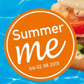 Motiv Kampagne Summerme
